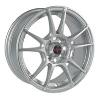 Колесный диск Advanti ML525L 6.5x15/4x100 D66.6 ET38 серебристый (SU)
