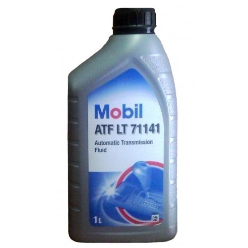 Масло трансмиссионное Mobil ATF LT 71141, 1л, 151009