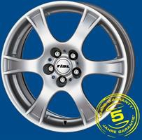 Колесный диск Rial Campo 5.5x14/4x100 D70.2 ET43 серебро