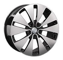 Колесный диск Ls Replica KI65 7x17/5x114,3 D64.1 ET35 черный полированный (BKF)