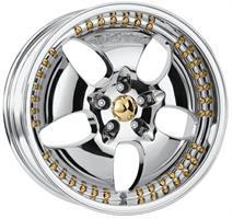 Колесный диск Dotz Las Vegas 7x17/5x110 D78.1 ET38 Хром