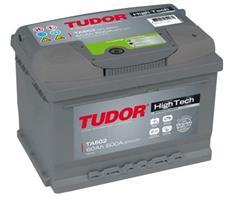 Аккумулятор TUDOR High-Tech 61 А/ч TA612 ОБР. 242x175x175 EN 600
