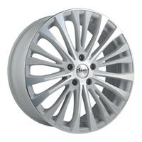 Колесный диск Advanti SK77 7.5x19/5x114,3 D66.6 ET50 белый с полировкой (WFP)