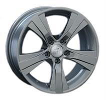 Колесный диск Ls Replica GM23 6.5x16/5x105 D56.6 ET39 насыщенный темно-серый (GM)
