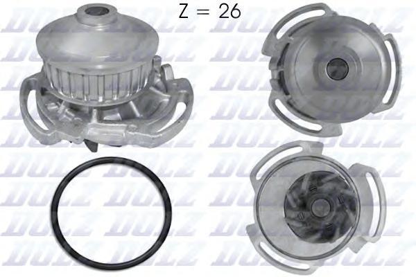 Водяной насос, DOLZ, A159