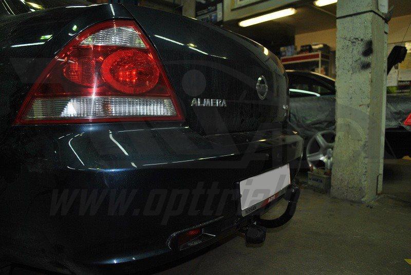 Фаркоп для Nissan Almera (Ниссан Альмера) Classic (2006-), BOSAL, 4353A
