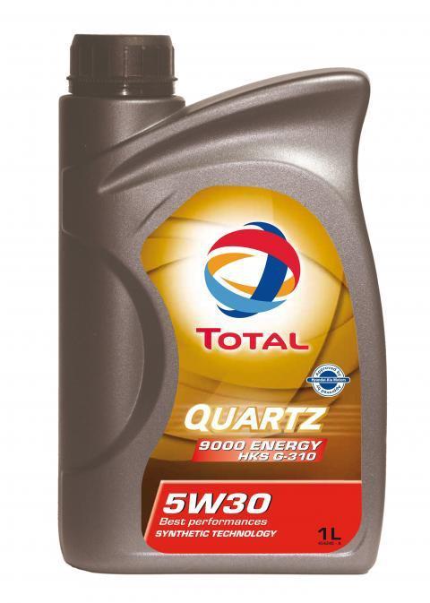Моторное масло TOTAL QUARTZ 9000 ENERGY HKS, 5W-30, 1л, 175392