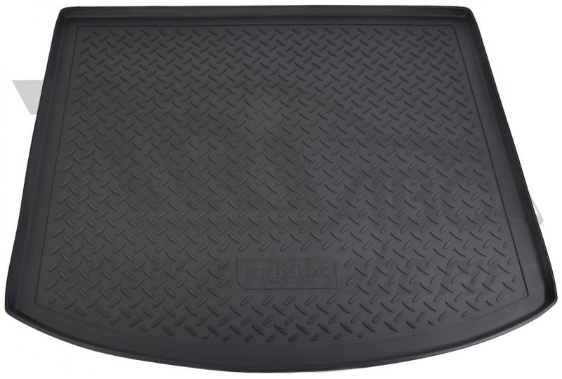 Коврик багажника для Volkswagen Touran (2003-/2010-), NPLP9560
