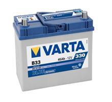 АКБ VARTA BLUE dynamic 12V B33 45Ah 330A (D238 x d129 x h227)