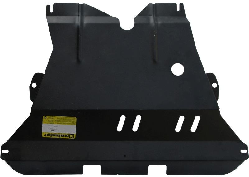 Защита картера двигателя, КПП Peugeot Expert 2007- V=1,6D (сталь 2 мм), MOTODOR01618