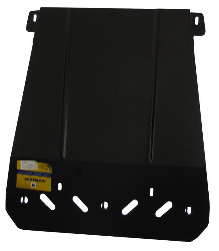 Защита картера двигателя, КПП MB Vito 1996-2002 V=2,0 2,2 GDI (сталь 2 мм), MOTODOR01207
