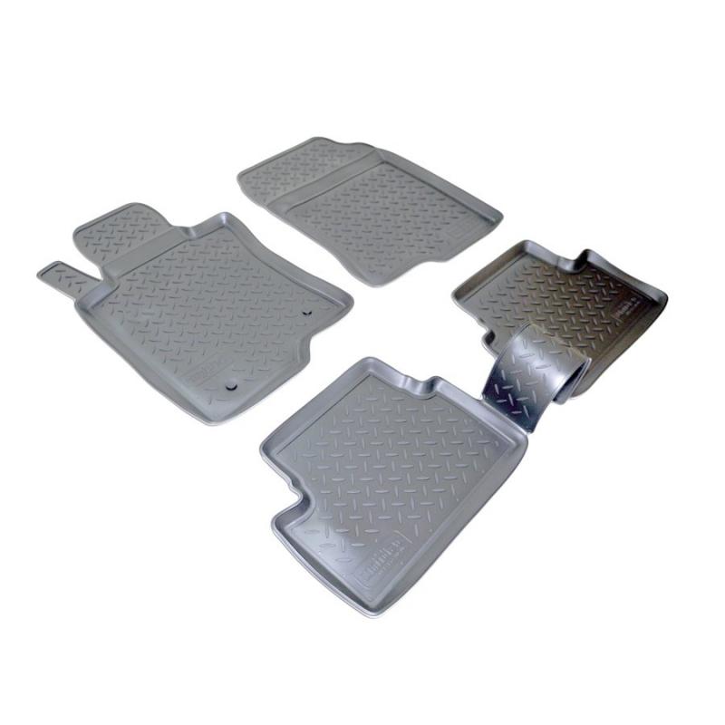 Коврики салона для Honda (Хонда) Accord (2008-2013), NPLPO3006