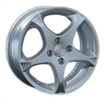Колесный диск Ls Replica OPL48 5.5x14/4x100 D56.6 ET39 серебристый (S)