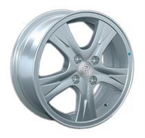 Колесный диск Ls Replica HND77 6x15/4x100 D56.1 ET48 серебристый (S)