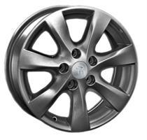 Колесный диск Ls Replica NS72 6.5x16/5x114,3 D67.1 ET40 серый матовый (GM)