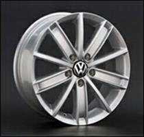 Колесный диск Ls Replica VW33 6.5x16/5x112 D56.6 ET42 серебристый (S)