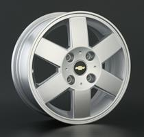 Колесный диск Ls Replica GM4 6x15/4x114,3 D66.1 ET44 серебристый (S)