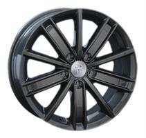 Колесный диск Ls Replica VW33 6.5x16/5x112 D57.1 ET33 серый глянец (GM)