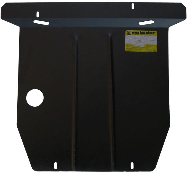 Защита картера двигателя, КПП ALFA ROMEO GTV V=3,0i (сталь 2 мм), MOTODOR05903