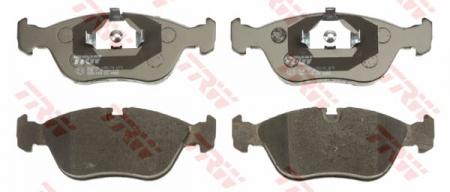 Колодки дисковые Передние, TRW, GDB1159