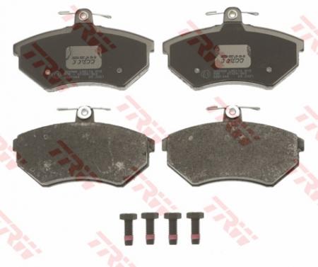 Колодки дисковые Передние, TRW, GDB1044
