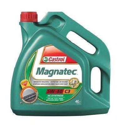Моторное масло CASTROL Magnatec C3, 5W-40, 4л, 58684