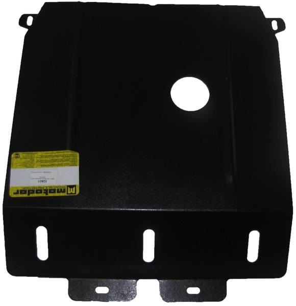 Защита картера двигателя Volvo 440 1988-1996 Volvo 460 1988-1997 V= все (сталь 2 мм), MOTODOR02601