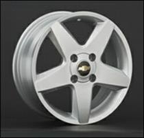 Колесный диск Ls Replica GM16 6.5x16/4x114,3 D67.1 ET49 серебристый (S)