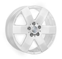 Колесный диск Ls Replica GN20 7x17/5x105 D56.6 ET42 белый (W)