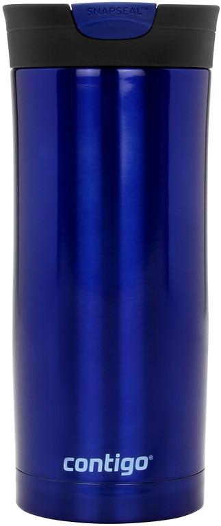 Термокружка Contigo Huron, синий, 470мл, 10000551