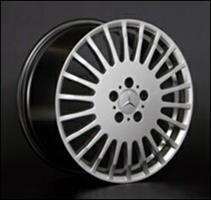 Колесный диск Ls Replica MR43 8x18/5x112 D72.6 ET30 серебристый (S)