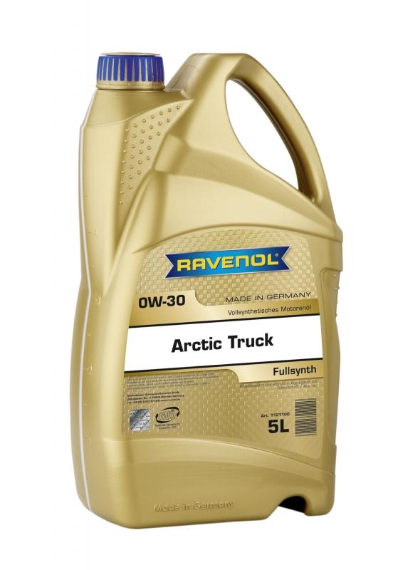 Моторное масло RAVENOL Arctic Truck, 0W-30, 5л, 4014835725652