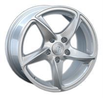 Колесный диск Ls Replica VW104 7.5x17/5x112 D66.6 ET47 серебристый (S)