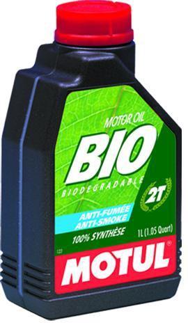 Масло моторное MOTUL Bio 2T, 1л, 100062