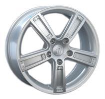 Колесный диск Ls Replica A22 9x19/5x130 D66.6 ET60 серебристый (S)