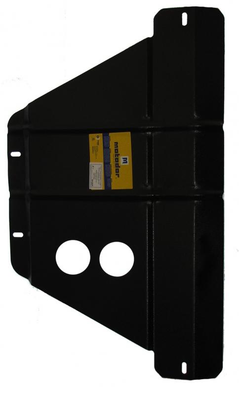 Защита картера двигателя MB E MB W124 V=2.0 2.3 2.2 2.5 (1985-1993)(сталь 2 мм), MOTODOR01221