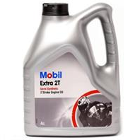 Моторное масло Mobil Extra 2T, 4л