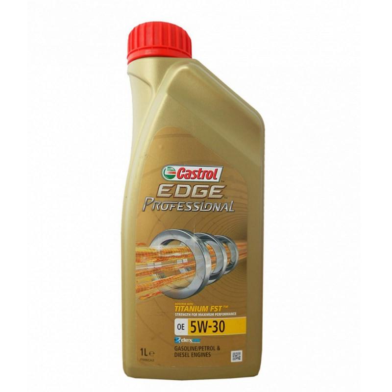 Моторное масло CASTROL EDGE Professional OE, 5W-30, 1л, 15078F