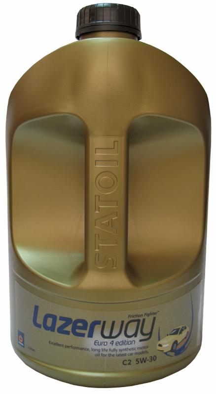 Моторное масло STATOIL LAZERWAY C2, 5W-30, 4л, 1000864