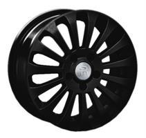 Колесный диск Ls Replica FD24 6.5x16/5x108 D57.1 ET52.5 чёрный матовый (MB)