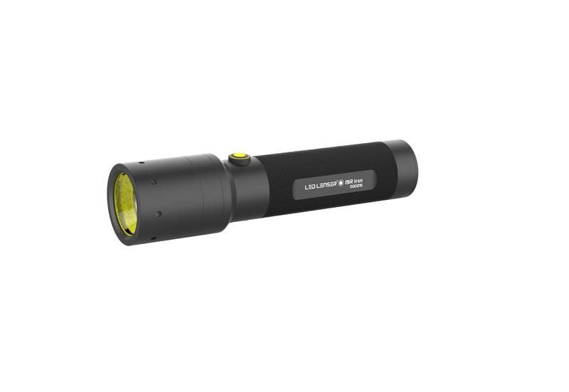 Фонарь LED Lenser I9R Iron, 5609Ri