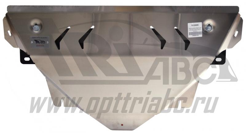 Защита картера Infiniti (Инфинити) QX70 V-3.0D, 3.5, 3.7, 5.0 (FX50/FX35(08-)/FX37(10-)/FX30(12-)) (