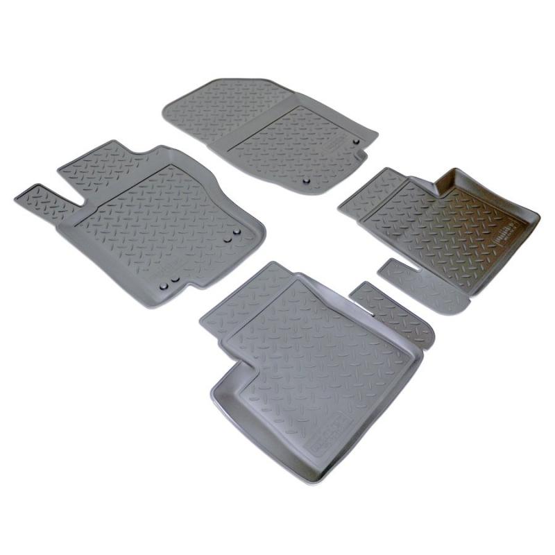 Коврики салона для Mercedes-Benz GL/(X164)(2008-2012)/ML (W164), NPLPO5631