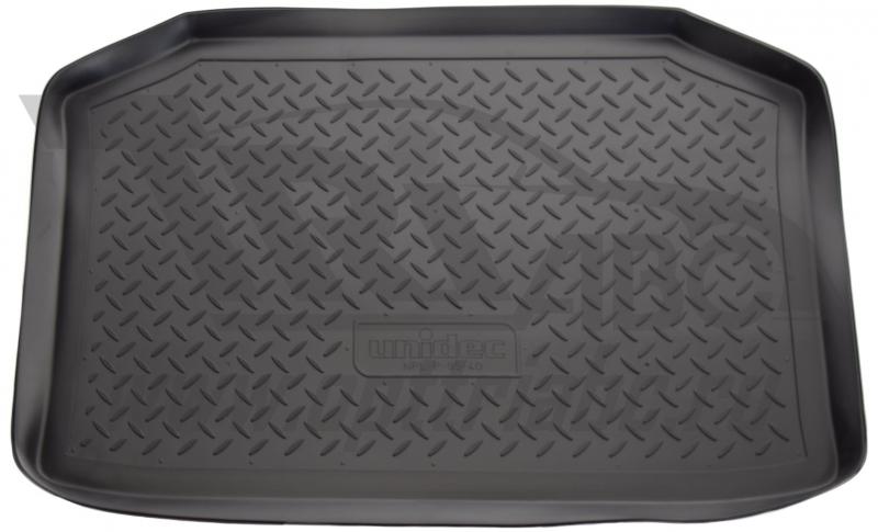Коврик багажника для Volkswagen Polo Хэтчбек (2005-2008), NPLP9540