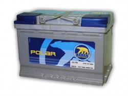 BAREN 7904156 POLAR_аккумуляторная батарея! 19.5/17.9 евро 70Ah 640A 278/175/190\\