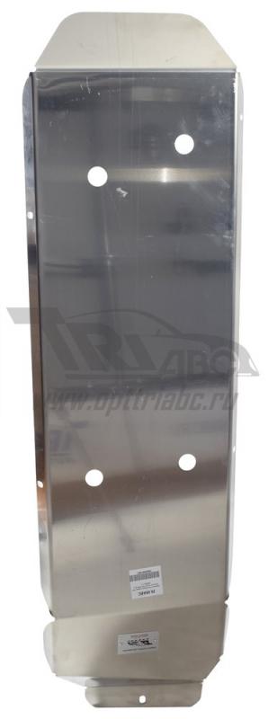 Защита топливного бака VW Amarok (Амарок) V-2,0 TD,КПП-все(2009-) (Алюминий 4 мм), 2608ABC