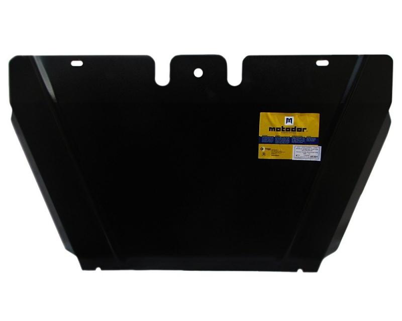 Защита картера двигателя, КПП Tagaz Tager 2008- V=2,3, 3,2 (сталь 2 мм), MOTODOR05301