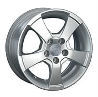 Колесный диск Ls Replica VV180 6x14/5x100 D57.1 ET40 серебристый (S)
