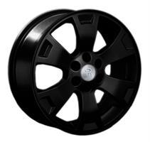 Колесный диск Ls Replica Ki24 7x17/6x114,3 D66.1 ET39 черный матовый (MB)