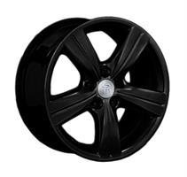Колесный диск Ls Replica TY92 7x17/5x114,3 D67.1 ET45 черный матовый цвет (MB)